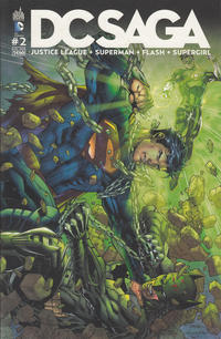 Cover Thumbnail for DC Saga (Urban Comics, 2012 series) #2
