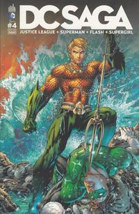 Cover Thumbnail for DC Saga (Urban Comics, 2012 series) #4
