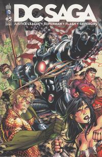 Cover Thumbnail for DC Saga (Urban Comics, 2012 series) #5