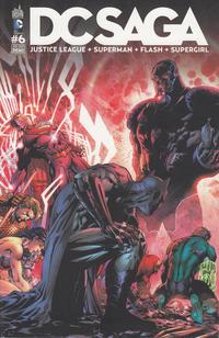 Cover Thumbnail for DC Saga (Urban Comics, 2012 series) #6
