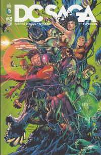 Cover Thumbnail for DC Saga (Urban Comics, 2012 series) #8