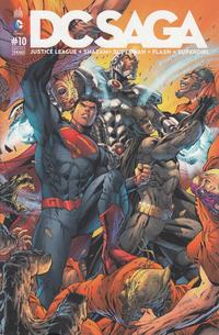 Cover Thumbnail for DC Saga (Urban Comics, 2012 series) #10