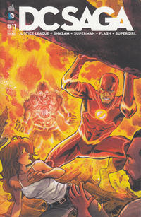 Cover Thumbnail for DC Saga (Urban Comics, 2012 series) #11
