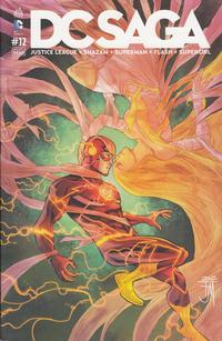 Cover Thumbnail for DC Saga (Urban Comics, 2012 series) #12