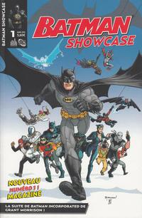 Cover Thumbnail for Batman Showcase (Urban Comics, 2012 series) #1