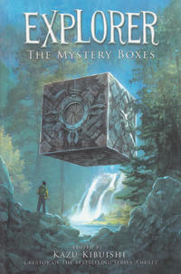 Cover Thumbnail for Explorer: The Mystery Boxes (Harry N. Abrams, 2012 series)
