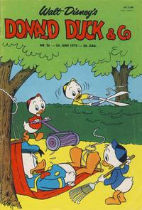 Cover Thumbnail for Donald Duck & Co (Hjemmet / Egmont, 1948 series) #26/1975