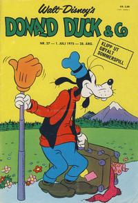 Cover Thumbnail for Donald Duck & Co (Hjemmet / Egmont, 1948 series) #27/1975