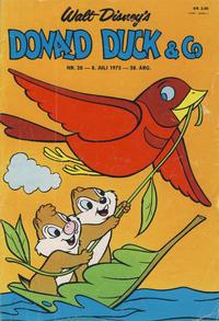 Cover Thumbnail for Donald Duck & Co (Hjemmet / Egmont, 1948 series) #28/1975