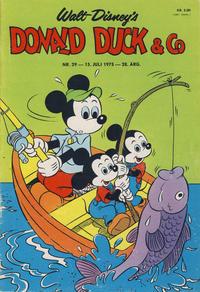 Cover Thumbnail for Donald Duck & Co (Hjemmet / Egmont, 1948 series) #29/1975
