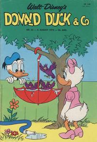 Cover Thumbnail for Donald Duck & Co (Hjemmet / Egmont, 1948 series) #32/1975