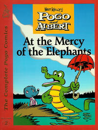 Cover for The Complete Pogo Comics (Eclipse, 1989 series) #2 - At the Mercy of the Elephants