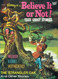 Cover Thumbnail for Ripley's Believe It or Not! True Ghost Stories (Magazine Management, 1972 ? series) #R1377