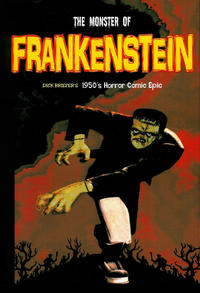 Cover Thumbnail for The Monster of Frankenstein (Idea Men Productions, 2006 series)
