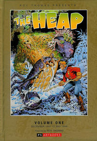 Cover Thumbnail for Roy Thomas Presents The Heap (PS, 2012 series) #1