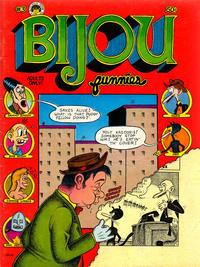 Cover Thumbnail for Bijou Funnies (Kitchen Sink Press, 1972 series) #3 [3rd printing]