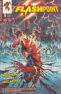 Cover Thumbnail for Flashpoint (Urban Comics, 2012 series) #1