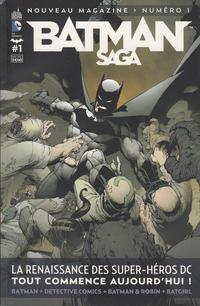 Cover Thumbnail for Batman Saga (Urban Comics, 2012 series) #1