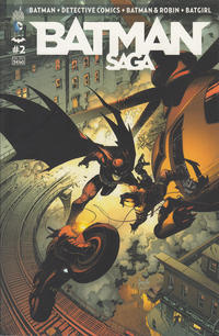 Cover Thumbnail for Batman Saga (Urban Comics, 2012 series) #2