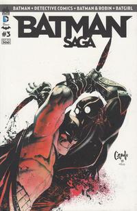 Cover Thumbnail for Batman Saga (Urban Comics, 2012 series) #3