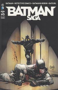 Cover Thumbnail for Batman Saga (Urban Comics, 2012 series) #5