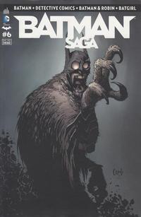Cover Thumbnail for Batman Saga (Urban Comics, 2012 series) #6
