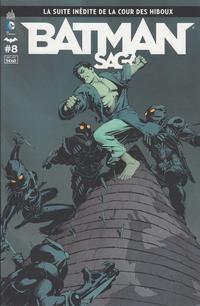 Cover Thumbnail for Batman Saga (Urban Comics, 2012 series) #8