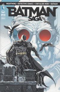 Cover Thumbnail for Batman Saga (Urban Comics, 2012 series) #10