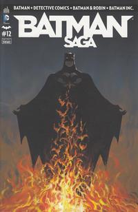 Cover Thumbnail for Batman Saga (Urban Comics, 2012 series) #12