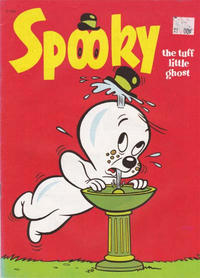 Cover Thumbnail for Spooky the Tuff Little Ghost (Magazine Management, 1967 ? series) #R1502