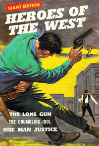 Cover Thumbnail for Heroes of the West (Magazine Management, 1963 ? series) #9