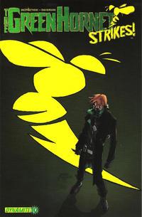 Cover Thumbnail for The Green Hornet Strikes (Dynamite Entertainment, 2010 series) #10