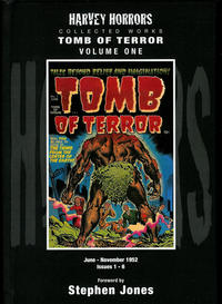 Cover Thumbnail for Harvey Horrors Collected Works: Tomb of Terror (PS, 2011 series) #1
