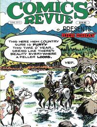 Cover Thumbnail for Comics Revue (Manuscript Press, 1985 series) #325-326
