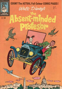 Cover Thumbnail for Walt Disney's Film Preview (W. G. Publications; Wogan Publications, 1953 series) #38
