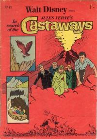Cover Thumbnail for Walt Disney's Film Preview (W. G. Publications; Wogan Publications, 1953 series) #49