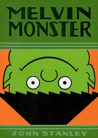 Cover Thumbnail for Melvin Monster (Drawn & Quarterly, 2009 series) #2