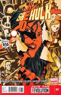 Cover Thumbnail for Red She-Hulk (Marvel, 2012 series) #67