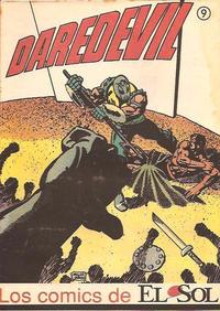 Cover Thumbnail for Los Comics de El Sol (Planeta DeAgostini, 1990 series) #9