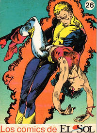Cover Thumbnail for Los Comics de El Sol (Planeta DeAgostini, 1990 series) #26