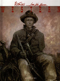 Cover Thumbnail for Western (Schreiber & Leser, 2001 series)