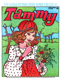 Cover Thumbnail for Tammy (IPC, 1971 series) #3 June 1972