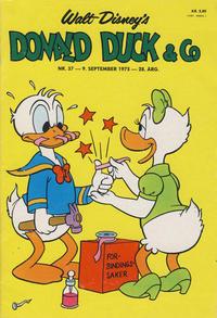 Cover Thumbnail for Donald Duck & Co (Hjemmet / Egmont, 1948 series) #37/1975