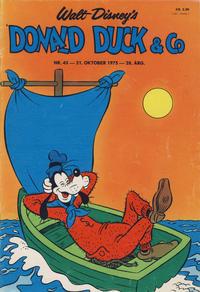 Cover Thumbnail for Donald Duck & Co (Hjemmet / Egmont, 1948 series) #43/1975