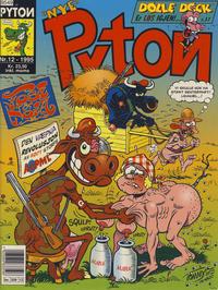 Cover Thumbnail for Pyton (Bladkompaniet / Schibsted, 1988 series) #12/1995