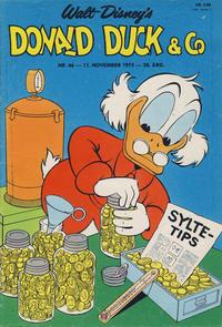 Cover Thumbnail for Donald Duck & Co (Hjemmet / Egmont, 1948 series) #46/1975