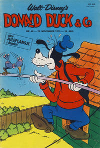 Cover Thumbnail for Donald Duck & Co (Hjemmet / Egmont, 1948 series) #48/1975