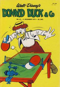 Cover Thumbnail for Donald Duck & Co (Hjemmet / Egmont, 1948 series) #49/1975