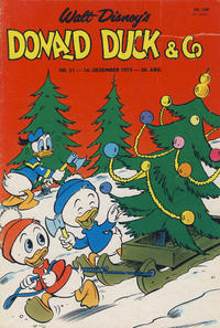 Cover Thumbnail for Donald Duck & Co (Hjemmet / Egmont, 1948 series) #51/1975