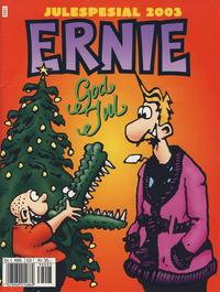 Cover Thumbnail for Ernie julespesial; Ernie julealbum (Hjemmet / Egmont, 2002 series) #2003